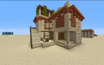 Desert Starter House