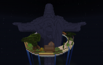 Christ the redeemer circle base wip