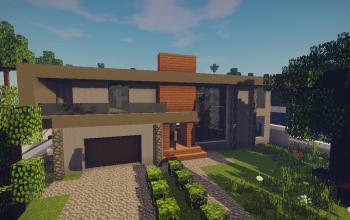 Modern House #31