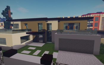 Modern House #32 + Schematics