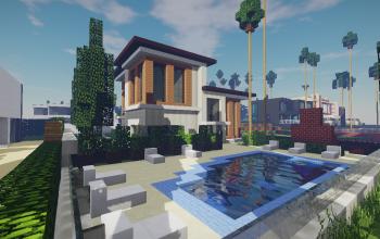 Modern House #34