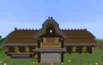 medieval house/shop/storage