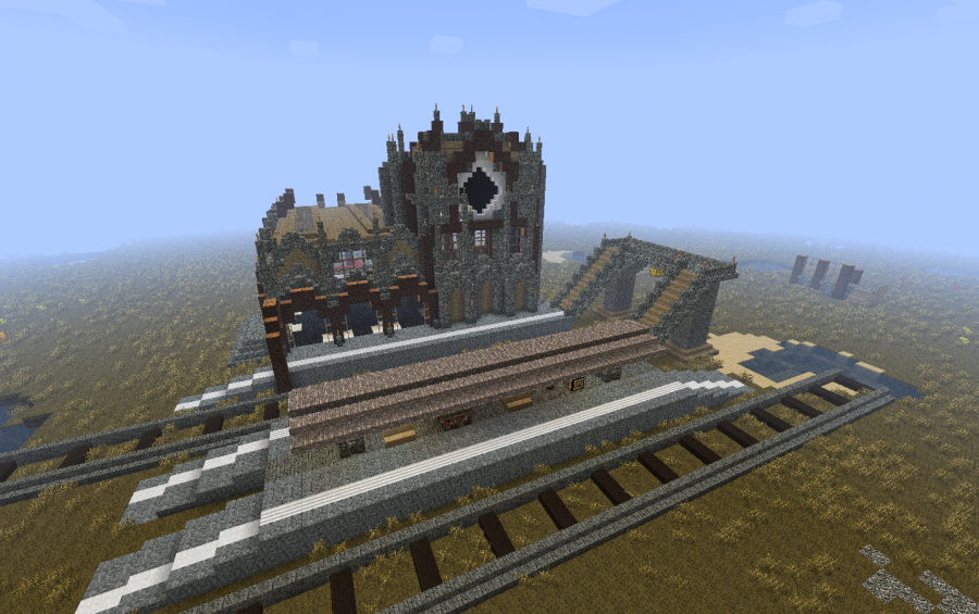Central Station Creation 1502