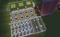 Updated: Small automatic food farm