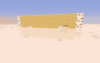 Very Simple Birch House