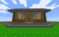 Simple Survival House