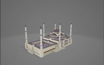 Sultan Ahmet Camii (Blue Mosque)