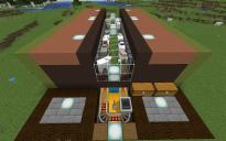 Automatic wool farm