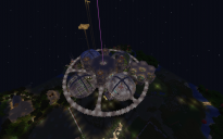 Starlense Sky base by Newt_00 yescraft server