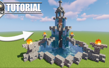 Medieval/Rustic/Fantasy fountain