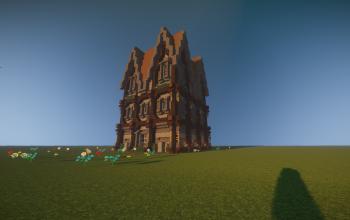 Rustic Building