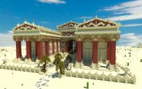 The Desert Temple of Menhir