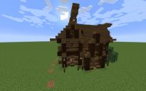 medieval pine house