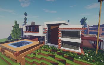 Modern House #42