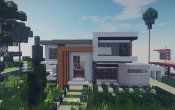 Modern House #43