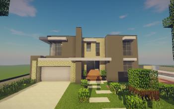 Modern House #48