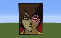 Zuko Pixel Art