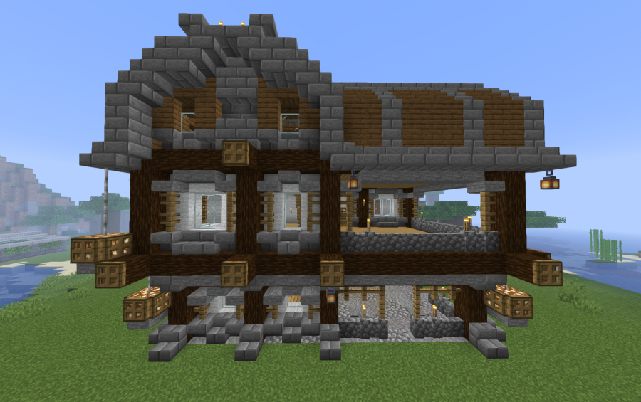 Medieval House Creation 15165