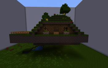 Hobbit House w/ secret room