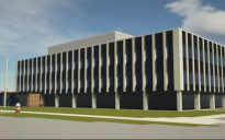 Atlas Steels Administration Building 1:1