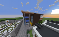 OC project 3 story modern main building