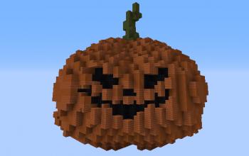 Halloween pumpkins 1.12.2 (Map + Schemes)