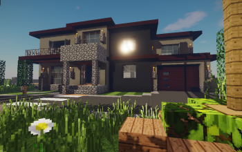 Modern House #49