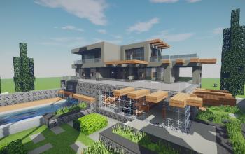 Modern House #50