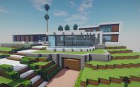Beverly Hills Modern Mansion