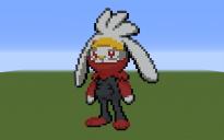 Raboot Pixel Art