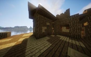 Medieval Hut 3