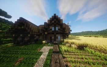 Medieval Farm Big