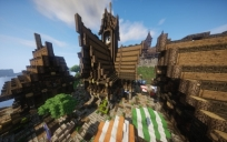 Medieval Townhall