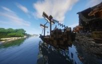 Medieval Ship 1