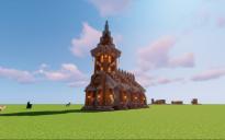 Small Medieval Church
