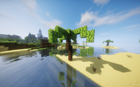 Medieval Palm Tree