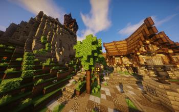 Medieval Tree 5
