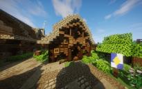 Medieval Barn
