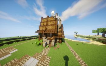 Medieval House 11