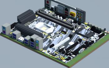Intel Z390 UD V2 (rev 1.0) (Gigabyte)
