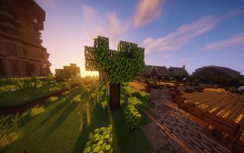 Medieval Tree 6