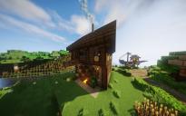 Medieval Barn 2