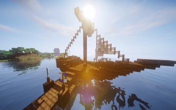 Medieval Ship 6