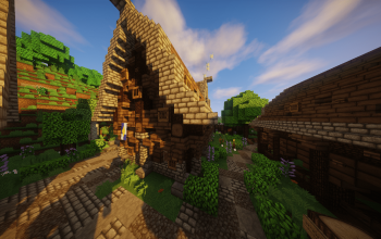 Medieval House 13