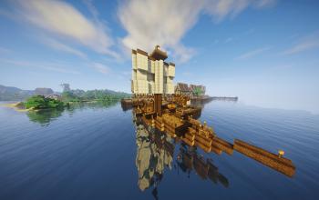 Medieval Ship 7