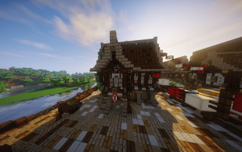 Medieval House 20