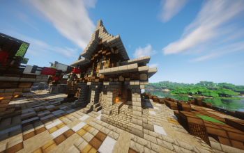 Medieval House 24