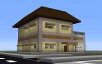 End Stone Brick House