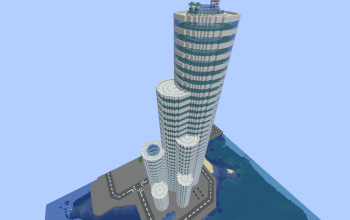 Cylinder Tower