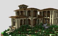 Sandstone House SCHEM